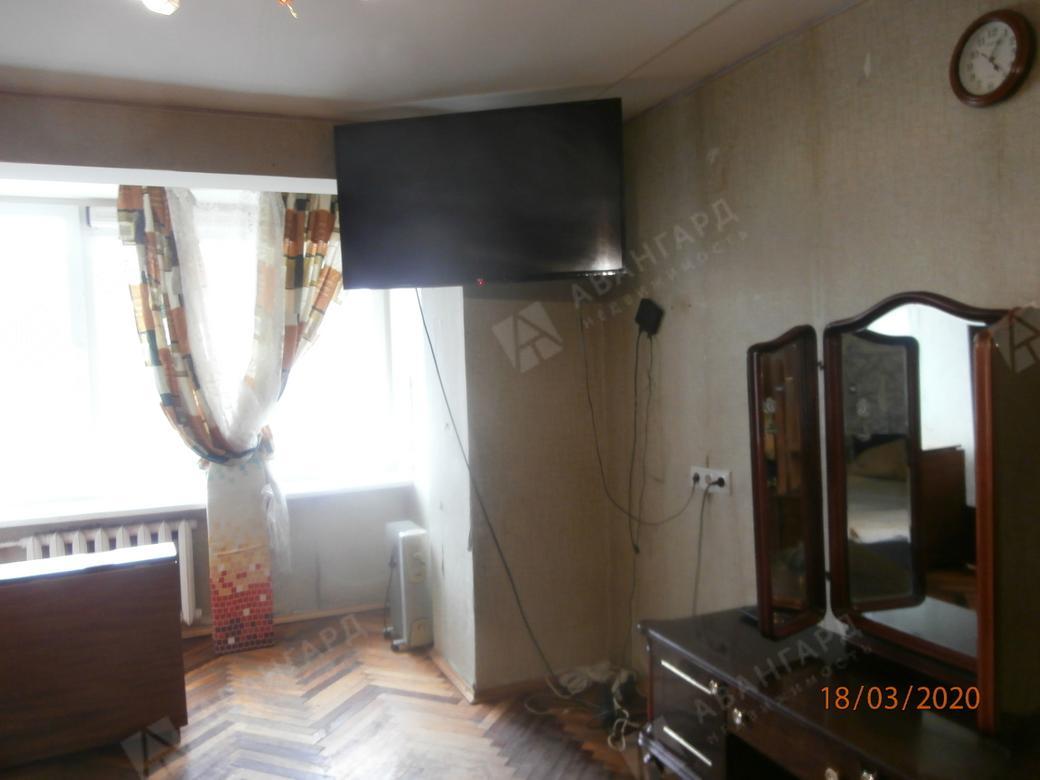 1-комнатная квартира, Морская наб, 15 - фото 1