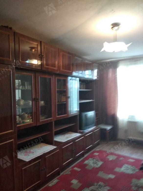 2-комнатная квартира, 2-я Комсомольская ул, 33 к.1 - фото 1