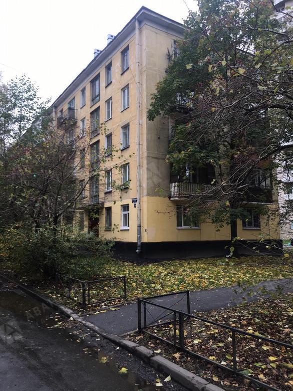 2-комнатная квартира, Краснопутиловская ул, 72 - фото 17