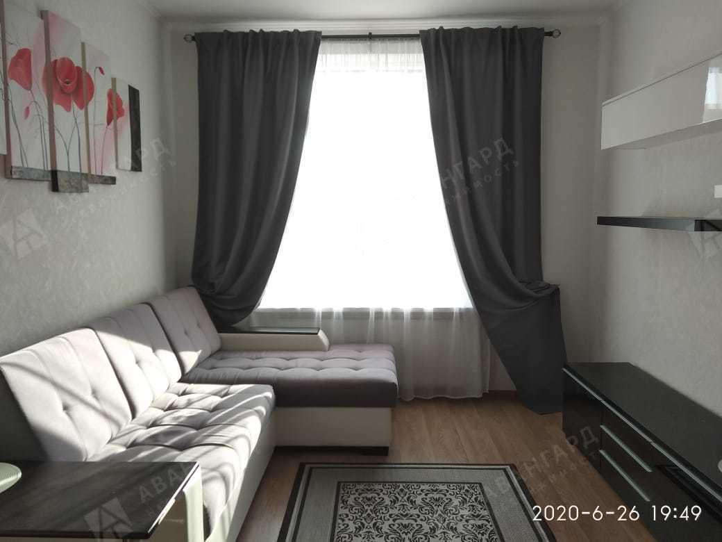 1-комнатная квартира, Адмирала Трибуца ул, 7 - фото 1
