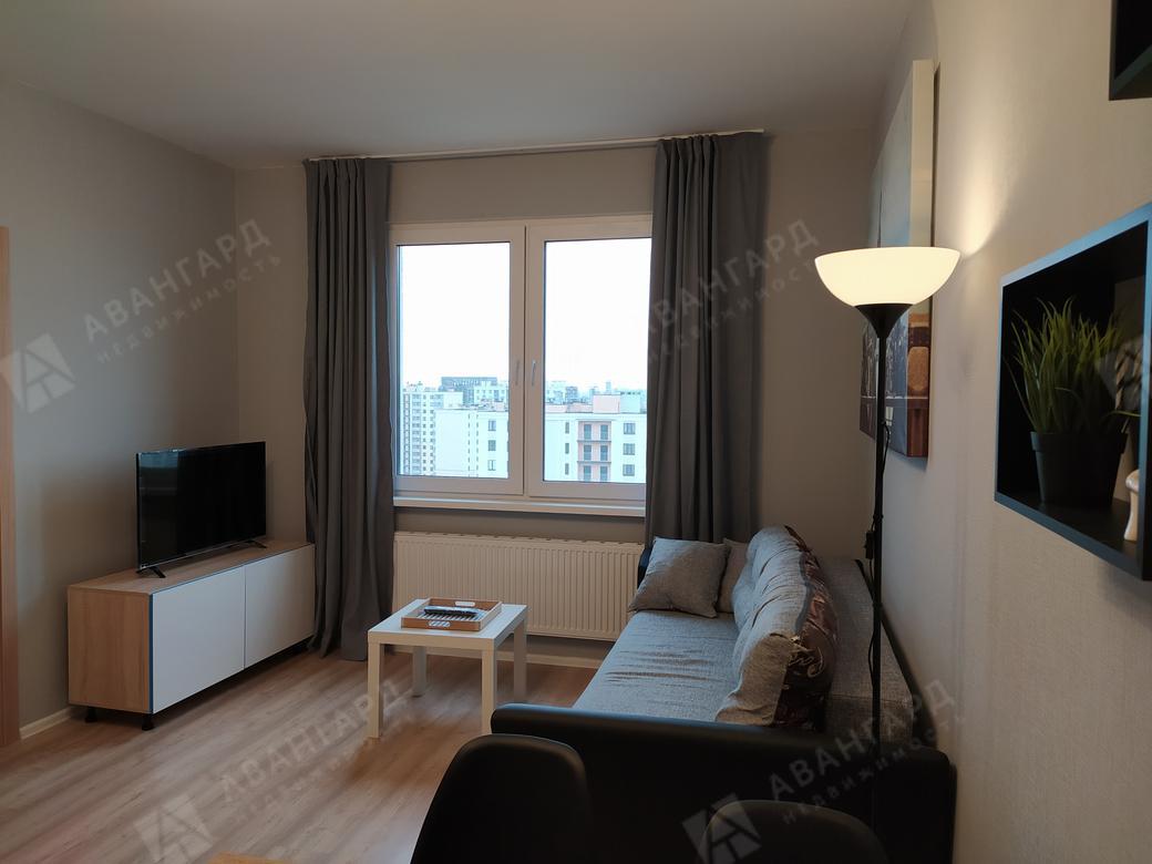 1-комнатная квартира, Дальневосточный пр-кт, 27 корп.3 - фото 2