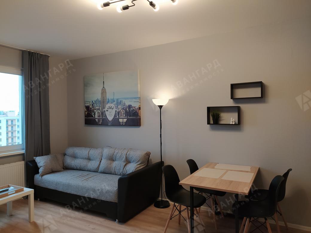 1-комнатная квартира, Дальневосточный пр-кт, 27 корп.3 - фото 1