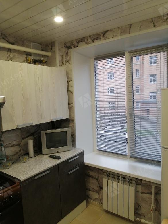 2-комнатная квартира, 1-й Рабфаковский пер, 4 - фото 9