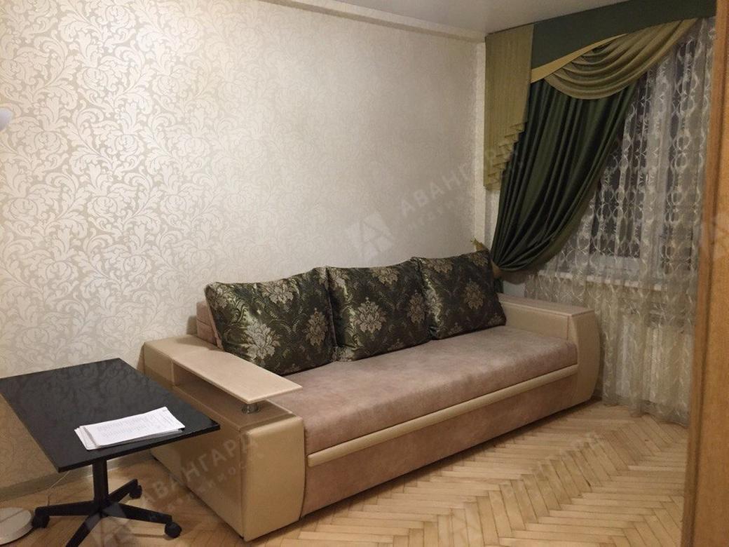 1-комнатная квартира, 2-й Рабфаковский пер, 5к3 - фото 2