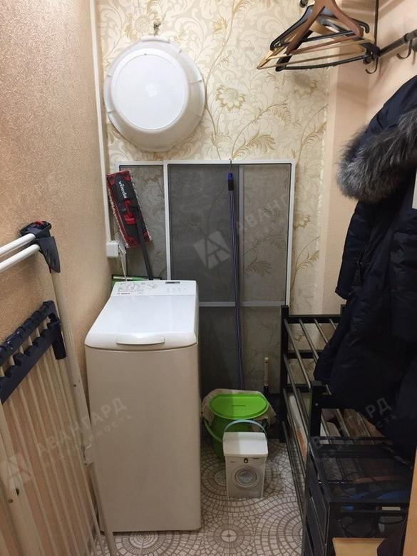 1-комнатная квартира, 2-й Рабфаковский пер, 5к3 - фото 10