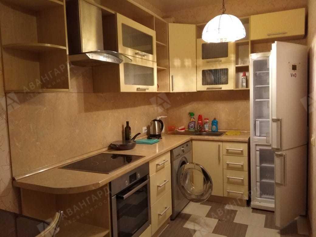 1-комнатная квартира, Брянцева ул, 15к2 - фото 1