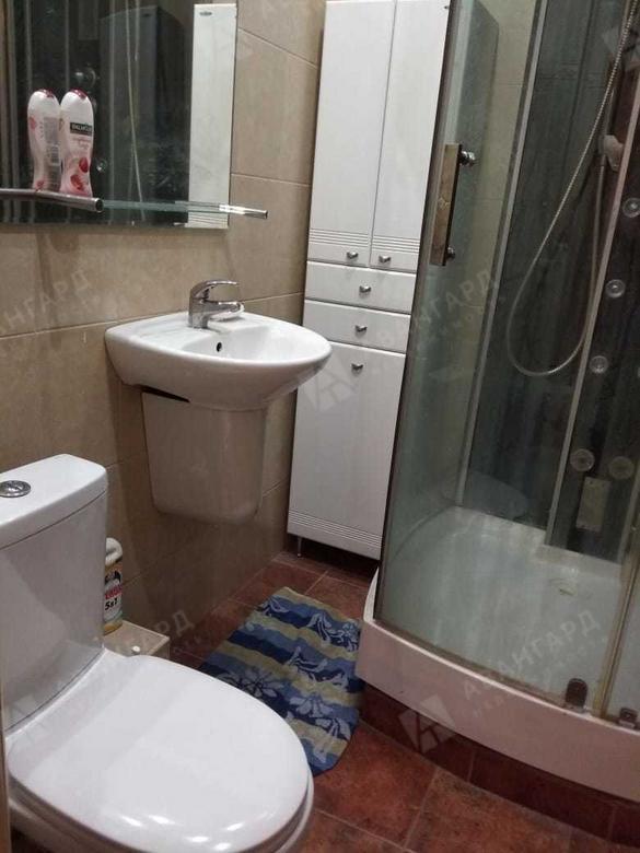 1-комнатная квартира, Брянцева ул, 15к2 - фото 9