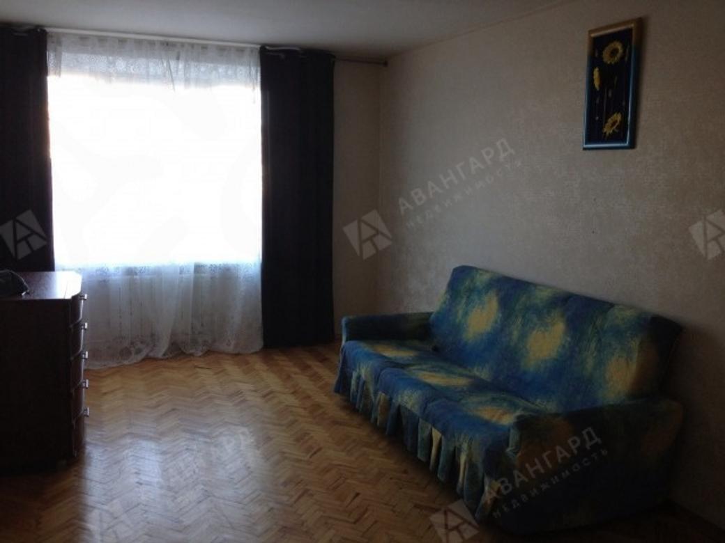 1-комнатная квартира, Турку ул, 11к1 - фото 2