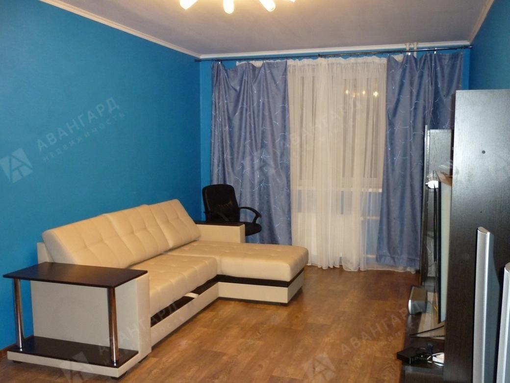 1-комнатная квартира, Фёдора Абрамова ул, 8 - фото 2