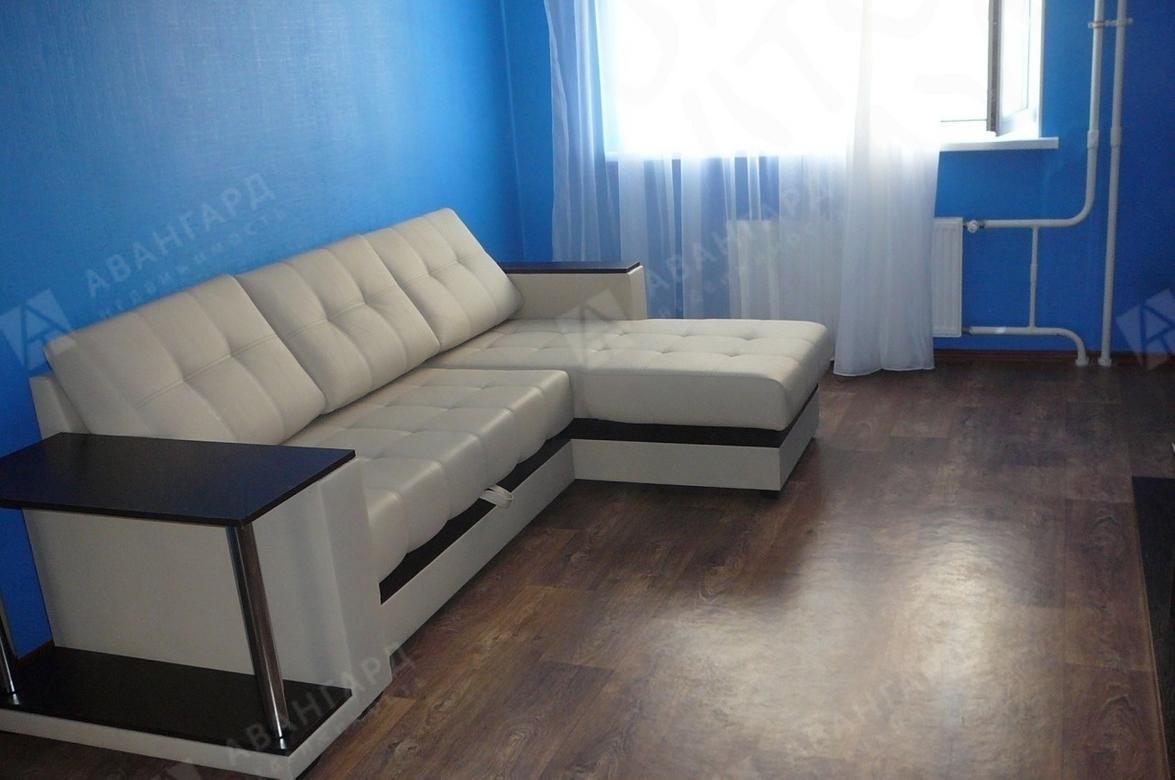 1-комнатная квартира, Фёдора Абрамова ул, 8 - фото 1