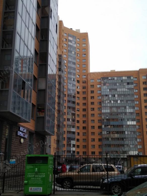 1-комнатная квартира, Привокзальная пл, 5а к.2 - фото 13