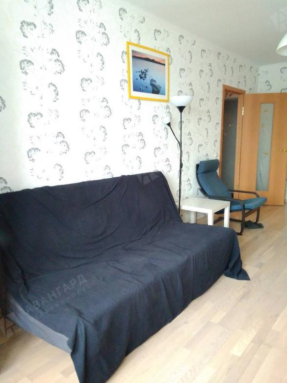 1-комнатная квартира, Привокзальная пл, 5а к.2 - фото 2