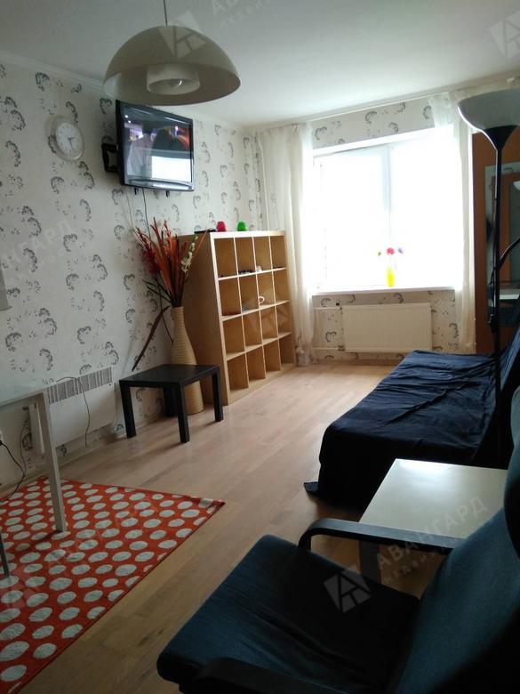 1-комнатная квартира, Привокзальная пл, 5а к.2 - фото 1