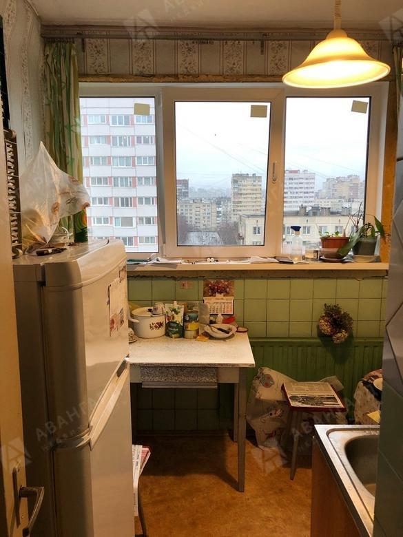 1-комнатная квартира, Кустодиева ул, 10 к1 - фото 1