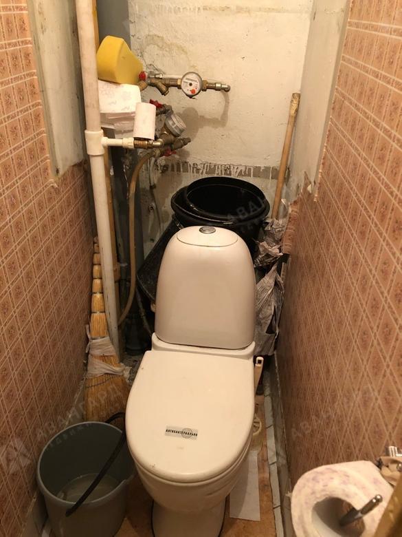 1-комнатная квартира, Кустодиева ул, 10 к1 - фото 6