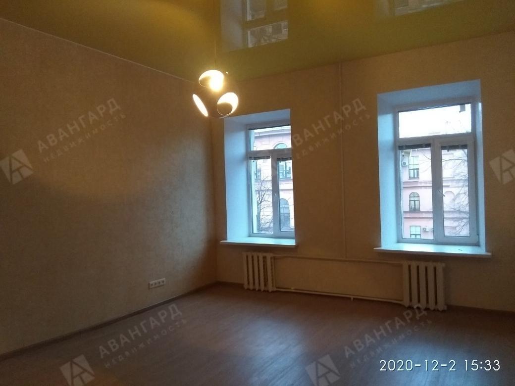 3-комнатная квартира, 11-я В.О. линия, 44 - фото 1