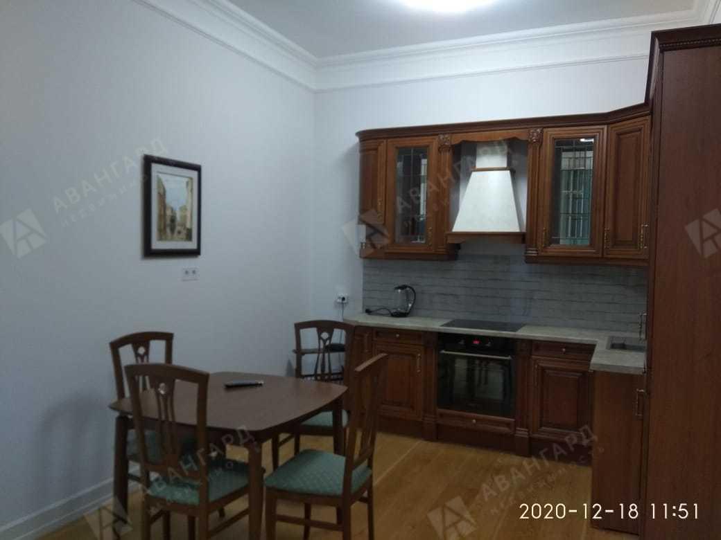 2-комнатная квартира, Нижне-Каменская ул, 7к1 - фото 1