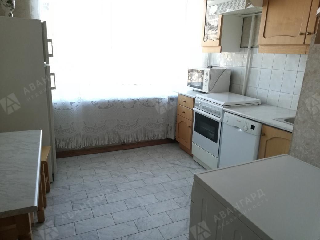 3-комнатная квартира, Маршала Блюхера пр-кт, 48 - фото 1
