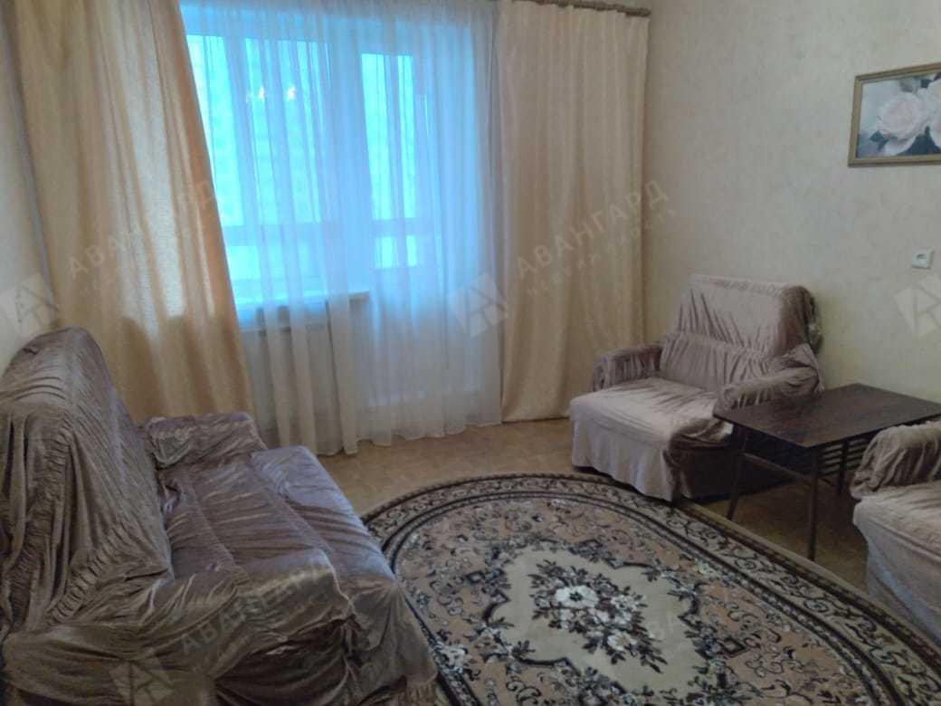 2-комнатная квартира, Хошимина ул, 6 к.1 - фото 1