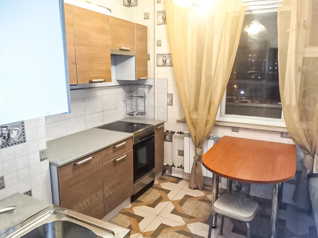 1-комнатная квартира, Долгоозёрная ул, 6к1 - фото 1