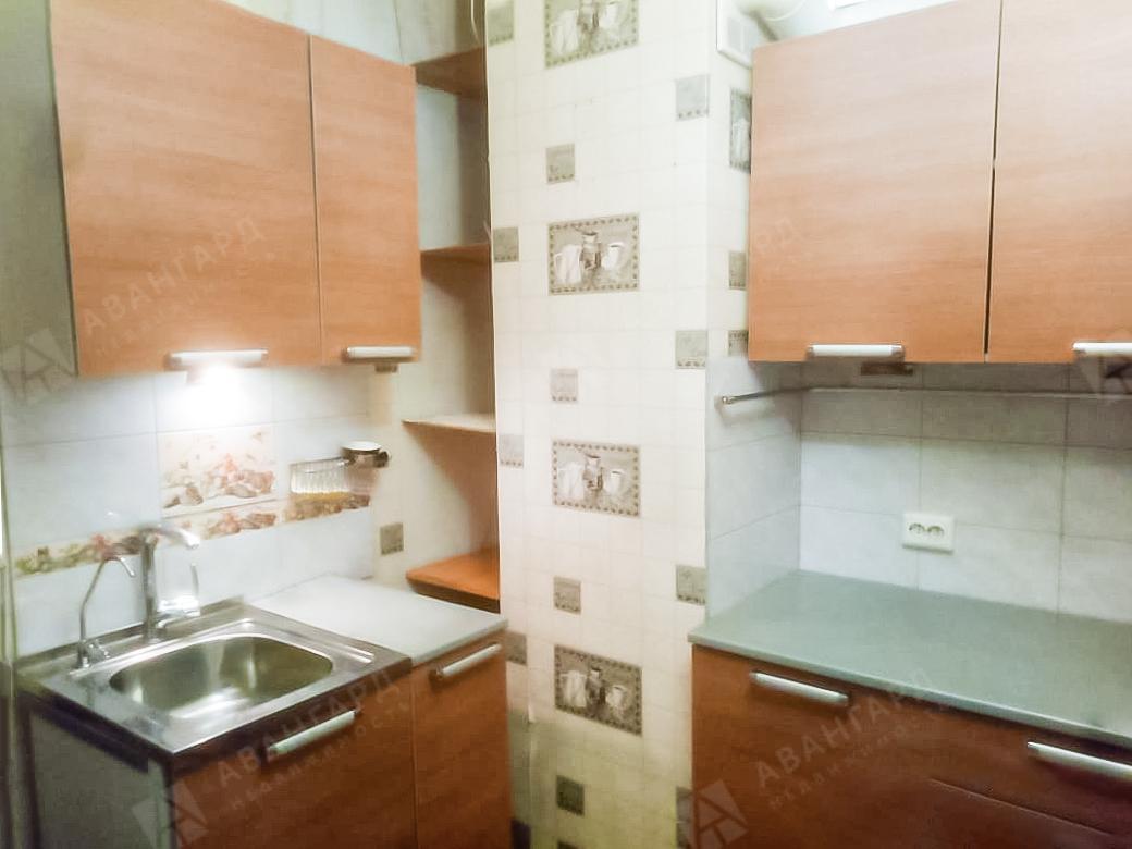 1-комнатная квартира, Долгоозёрная ул, 6к1 - фото 2