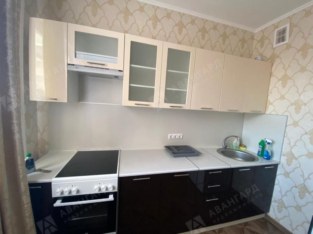 1-комнатная квартира, Ново-Александровская ул, 14 лит.А - фото 1