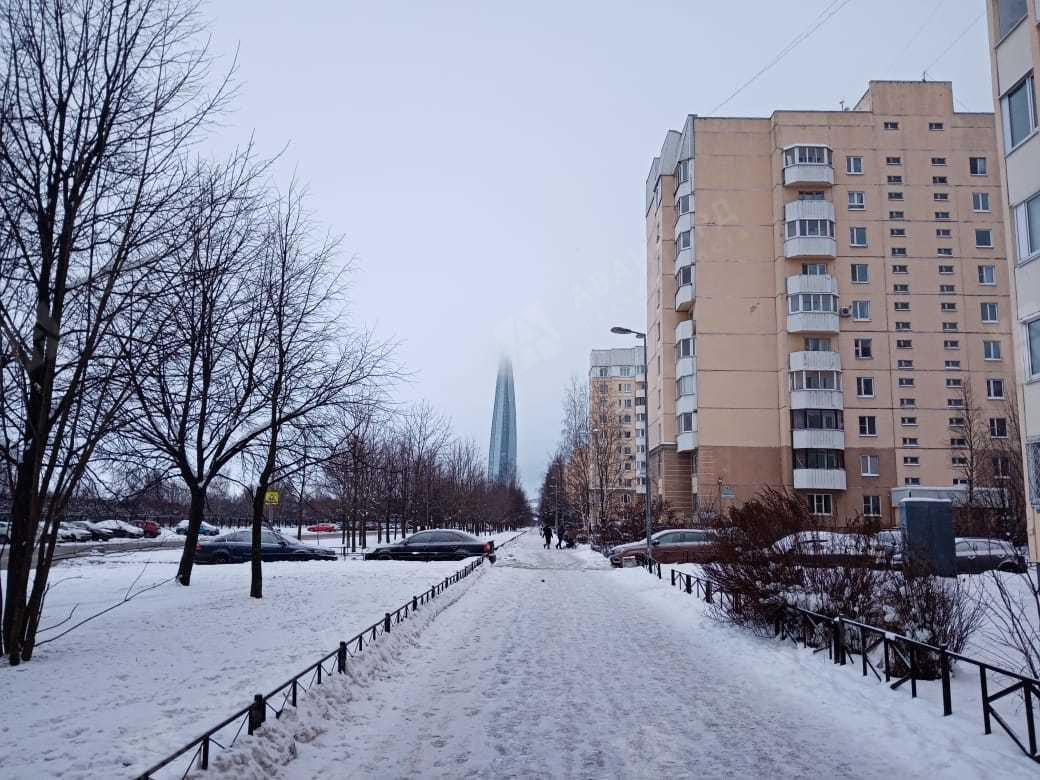 1-комнатная квартира, Приморский пр-кт, 139 - фото 19