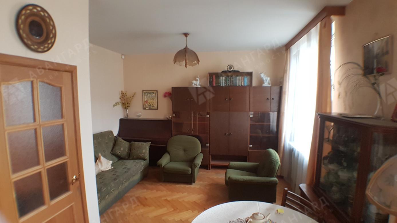 2-комнатная квартира, Металлистов пр-кт, 64 - фото 2