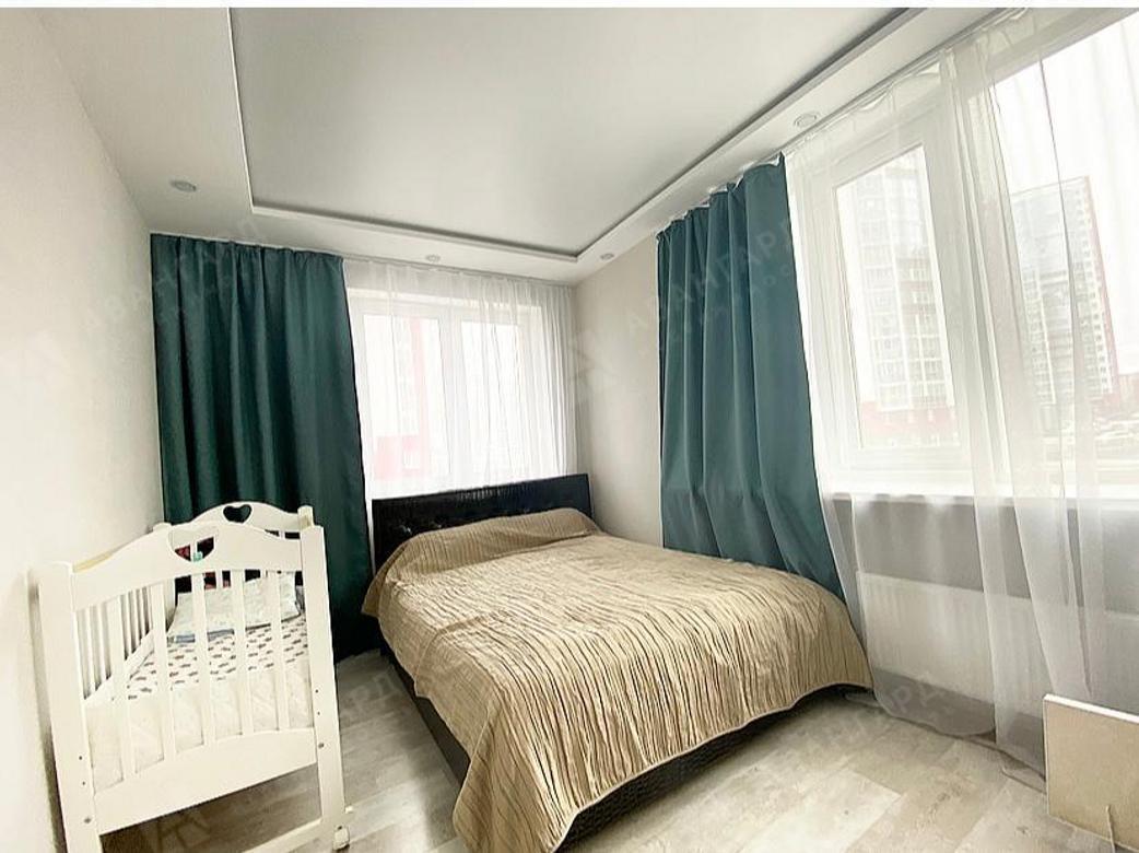 1-комнатная квартира, Героев пр-кт, 18 - фото 1