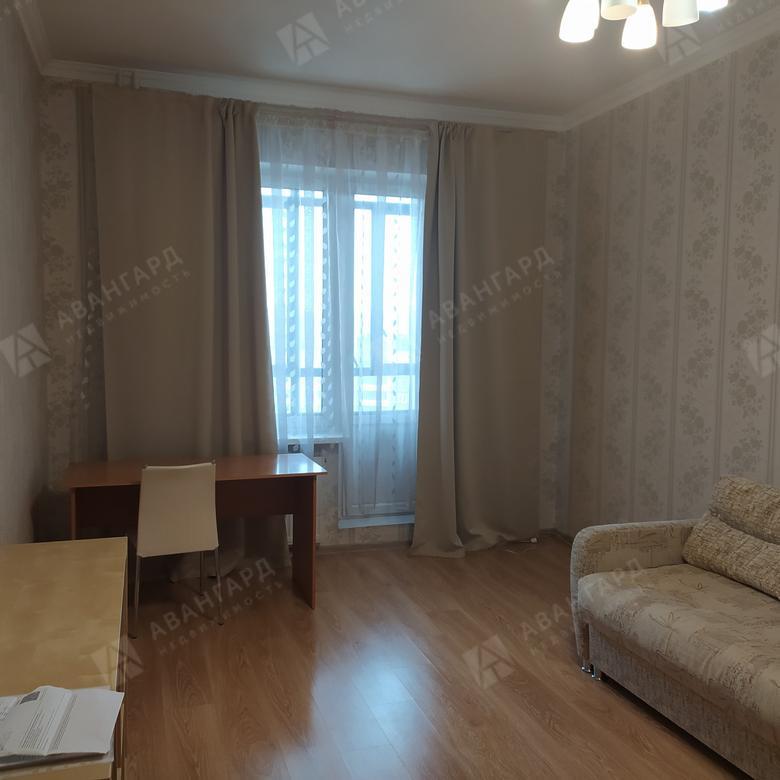 1-комнатная квартира, Композиторов ул, 12 - фото 2