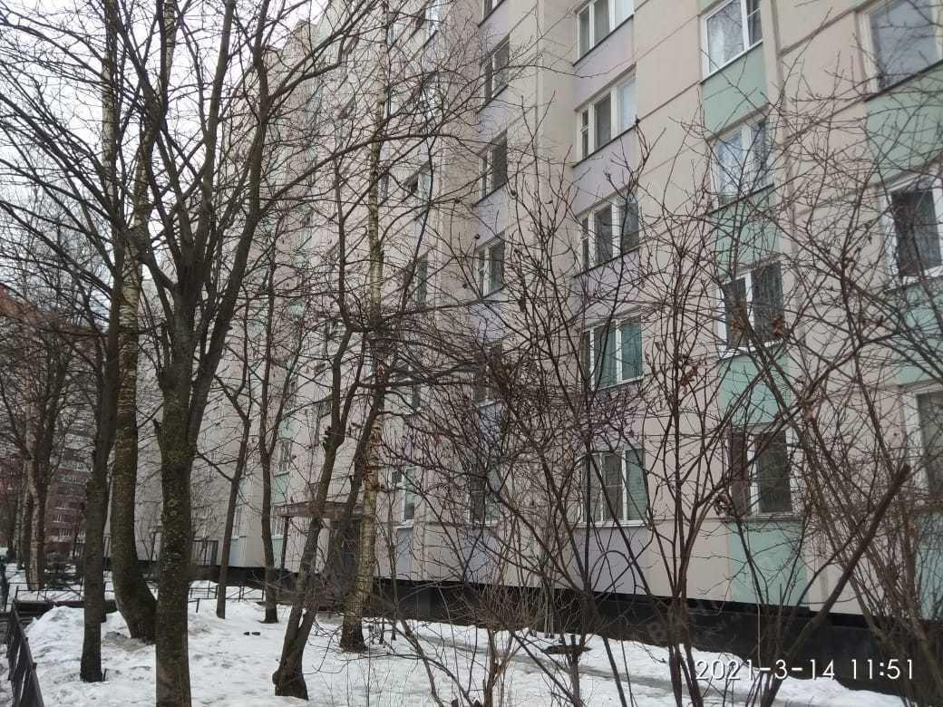 1-комнатная квартира, Комендантский пр-кт, 40к3 - фото 20