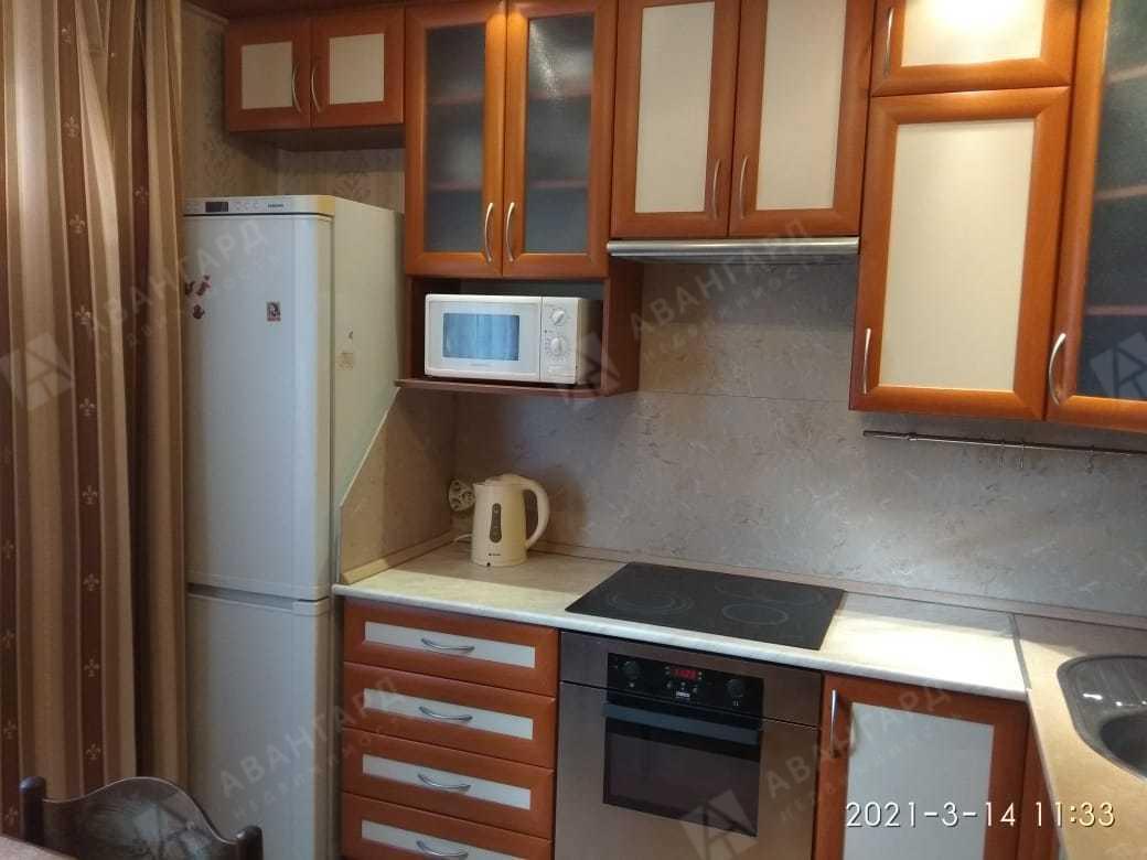 1-комнатная квартира, Комендантский пр-кт, 40к3 - фото 2