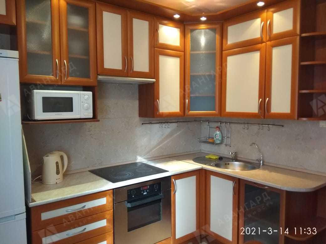 1-комнатная квартира, Комендантский пр-кт, 40к3 - фото 1