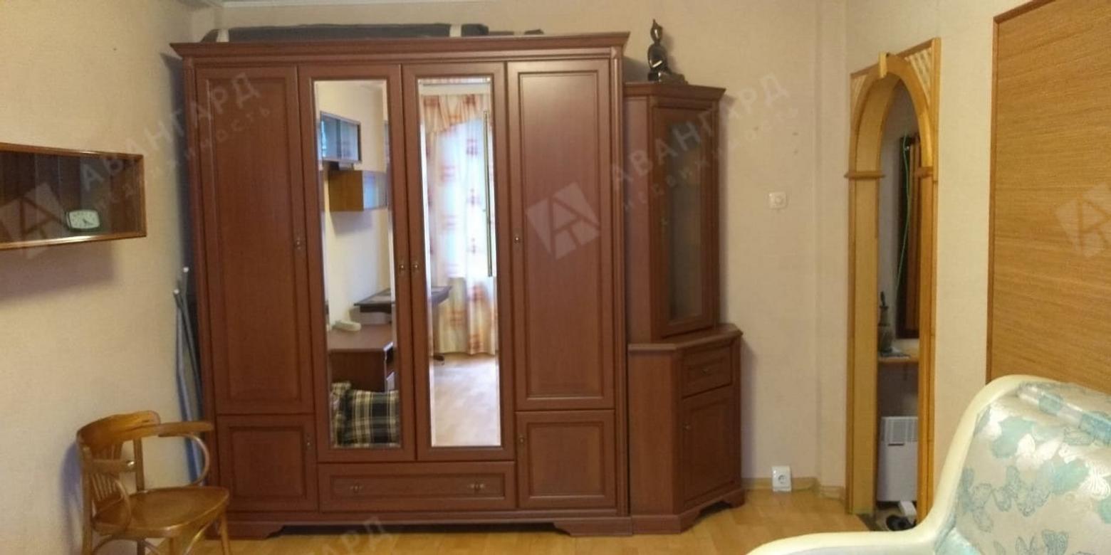 1-комнатная квартира, Народная ул, 19 - фото 1