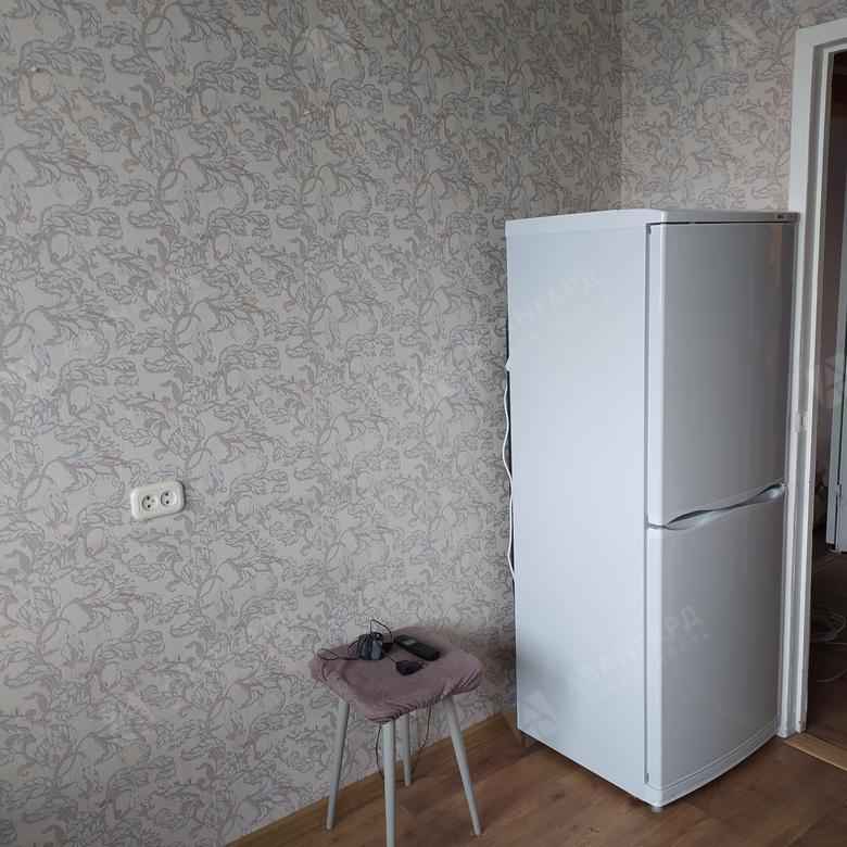 1-комнатная квартира, Репищева ул, 21 к2 - фото 2