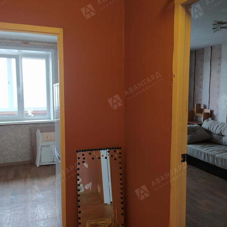 1-комнатная квартира, Репищева ул, 21 к2 - фото 11