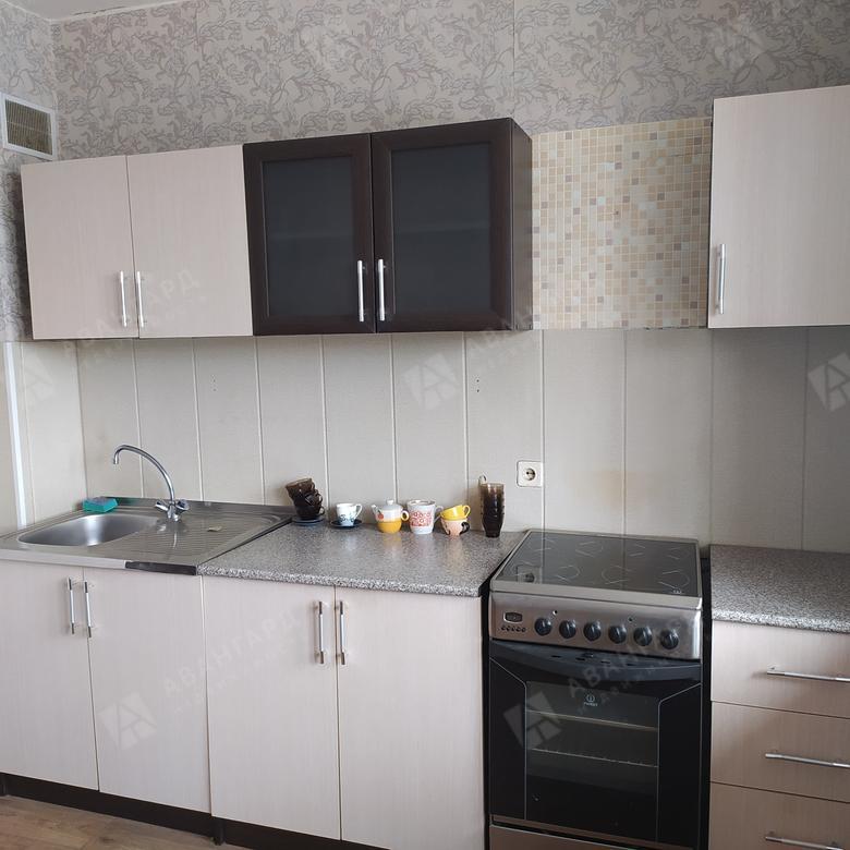 1-комнатная квартира, Репищева ул, 21 к2 - фото 1