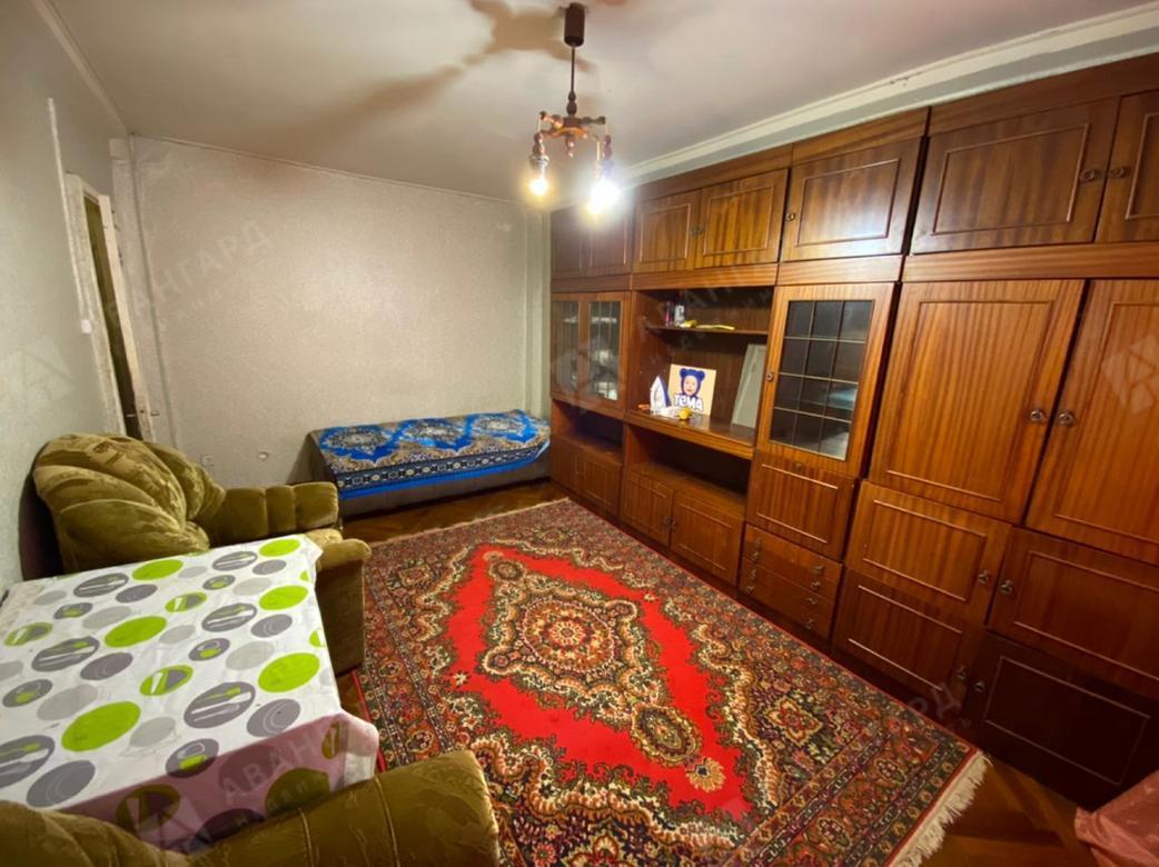2-комнатная квартира, Большевиков пр-кт, 79 к.2 - фото 2