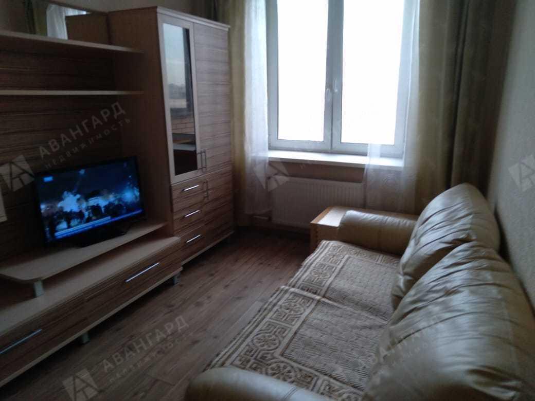 1-комнатная квартира, 5-й Предпортовый проезд, 12 к.2 - фото 1