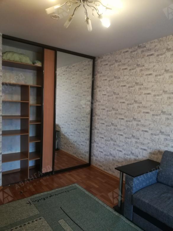 1-комнатная квартира, Михаила Дудина ул, 25 к 2 - фото 2