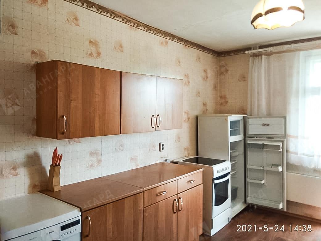 2-комнатная квартира, Народного Ополчения пр-кт, 237 - фото 1