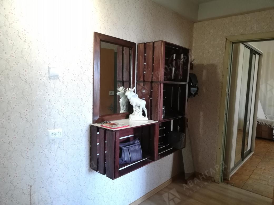 2-комнатная квартира, Белорусская ул, 16к2 - фото 13