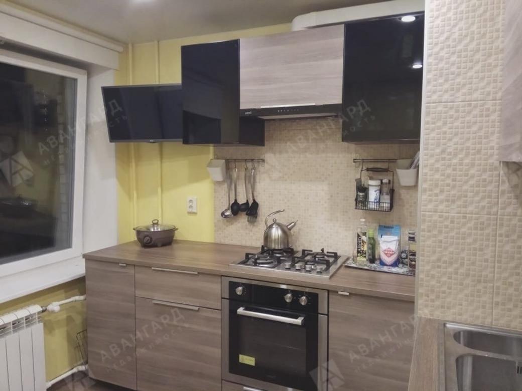 3-комнатная квартира, Маршала Блюхера пр-кт, 36к1 - фото 1