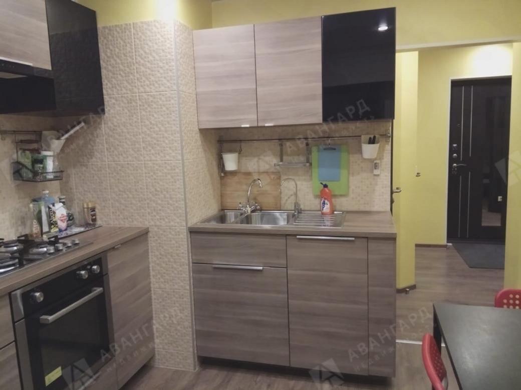 3-комнатная квартира, Маршала Блюхера пр-кт, 36к1 - фото 2