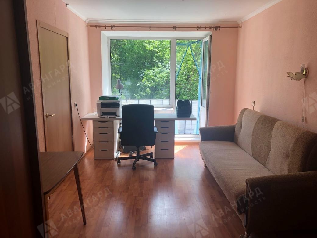 2-комнатная квартира, Васи Алексеева ул, 23 - фото 1