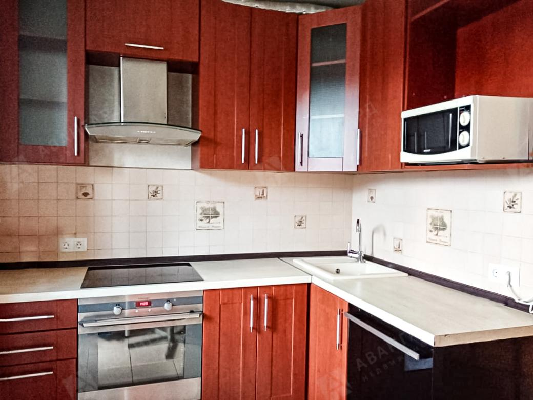 1-комнатная квартира, Школьная ул, 114к2 - фото 1