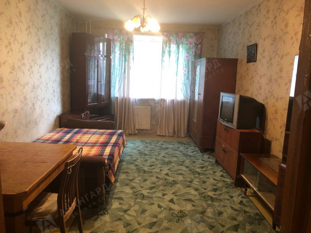 1-комнатная квартира, Ленская ул, 19 к2 - фото 1