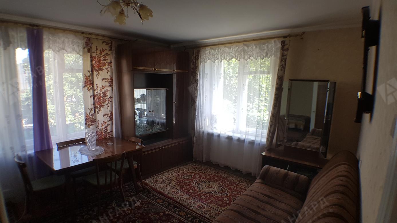1-комнатная квартира, Новороссийская ул, 2 - фото 1