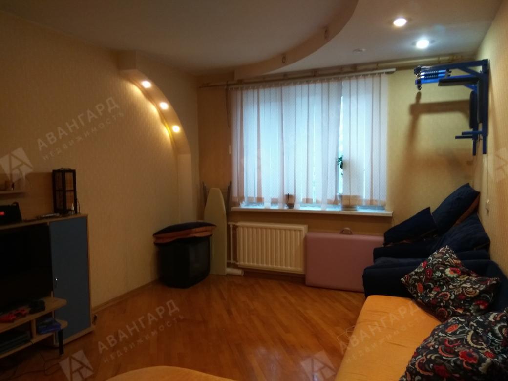 1-комнатная квартира, Камышовая ул, 46 к 1 - фото 1