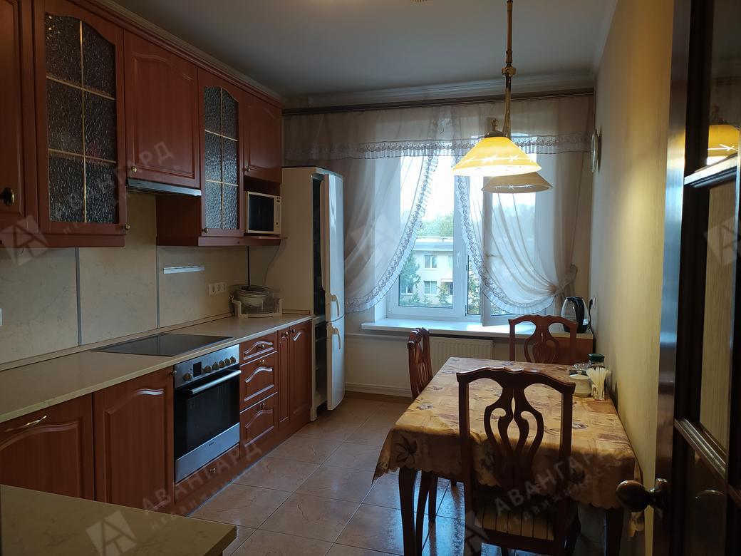 3-комнатная квартира, Ланское ш, 14 к 1 - фото 1